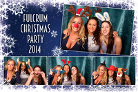 The Fulcrum Xmas Party - 13th December 2014