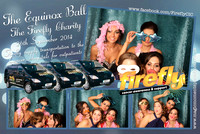 The Equinox Ball - The Firefly Charity - 26th September 2014